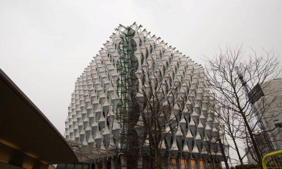 U.S. Prepares to Open Doors on Billion-Dollar London Embassy