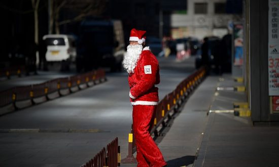 Bah, Humbug! Chinese University Bans Celebrating Christmas