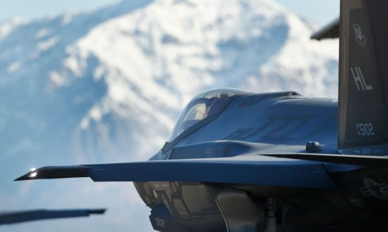 US Military's Most Advanced Jet Getting Precision Bombs That Lock on to Moving Targets