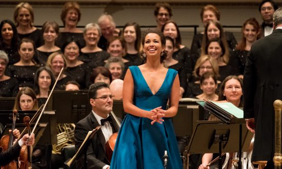 The Stars Come Out to Honor Richard Tucker