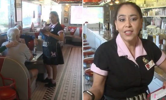 Customer orders just bacon & eggs—but what he does, diner staff say—'never seen this before'