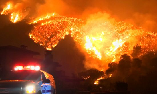 Thousands Flee as Wildfire 'Beast' Grows to California's Third-Largest