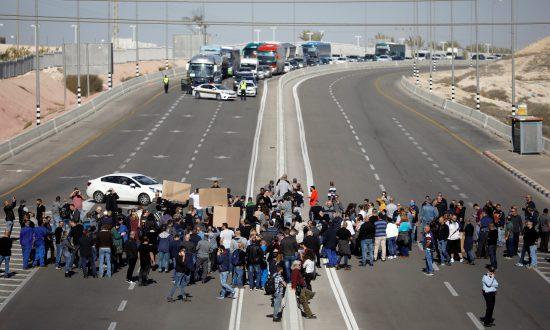 Strike Briefly Shuts Down Israel Over Teva Pharm Job Cuts