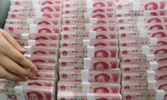 New IMF Report Reveals Just How Big China's Debt Problem Is