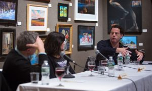 Discussion: 'Traditional Versus Contemporary Perspectives in the Art World'