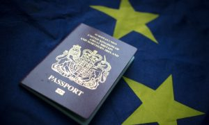 UK's Post-Brexit Passports to Be Made Abroad