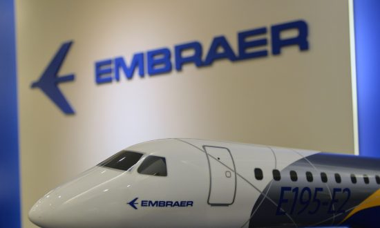 Boeing Courts Embraer Against Airbus, Emerging Upstarts