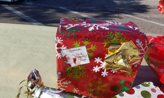 Woman Finds Someone's Christmas Presents by Highway, Tries to Deliver Them