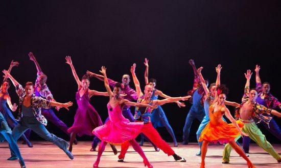 The Alvin Ailey Dancers' Triumphant Return to City Center
