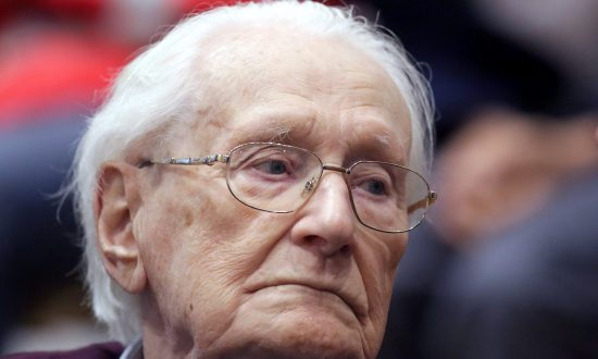 Court Rules 'Bookkeeper of Auschwitz,' 96, Must Go to Jail