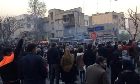 Iran's Leader Blames Enemies for Deadly Unrest, U.S. Calls That 'Complete Nonsense'