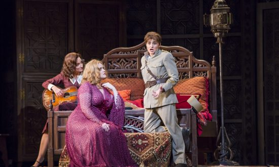 Opera Review: 'Marriage of Figaro'