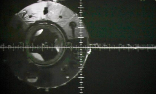 China's Out of Control 19,000-pound Space Station Crashing to Earth in March