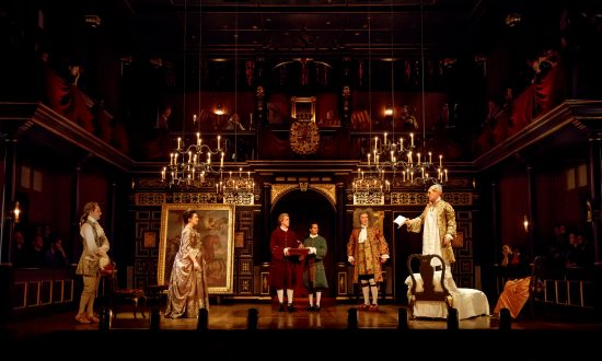 Theater Review: 'Farinelli and the King'