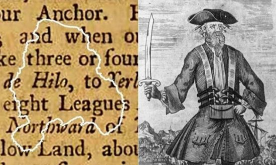 Stunning Discovery on Blackbeard's Ship Reveals Pirates' Reading Habits