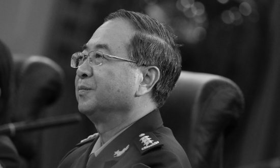 China's Top Military Official With Ties to Opposition Faction Taken Down