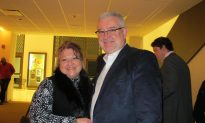 Louisiana Executive Director Enjoys the Tenor at Shen Yun