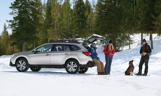 Subaru: When is an SUV Not an SUV?