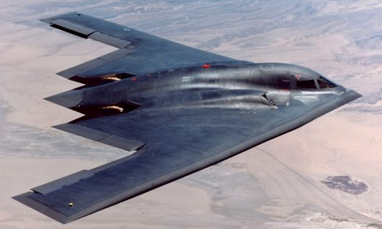 U.S. Military B-2 Stealth Bombers Deployed Within Range of North Korea