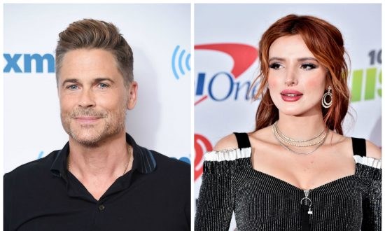 Rob Lowe Slams Bella Thorne Over What She Said After Santa Barbara Mudslides