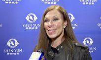 Shen Yun's Soloist Amazes Adjunct Professor