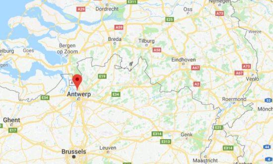Explosion Reported in Antwerp, Belgium; Injuries Reported