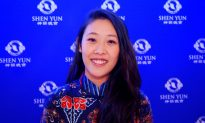 Actress Feels Proud of Her Culture and History Shown at Shen Yun