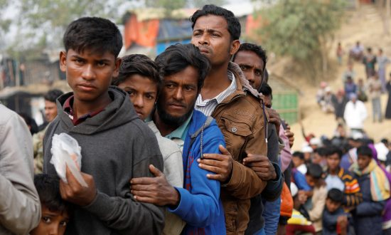 Bangladesh Agrees With Burma to Complete Rohingya Return in Two Years