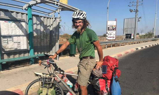 British Man Lost in Israeli Desert May Be Suffering From 'Jerusalem Syndrome'