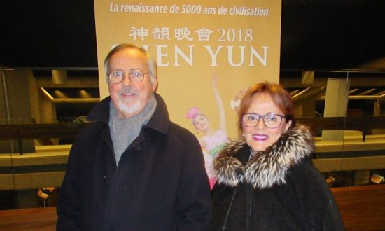 Shen Yun Music Links Heaven and Earth, Says Theatregoer
