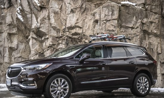 The 2018 Buick Enclave