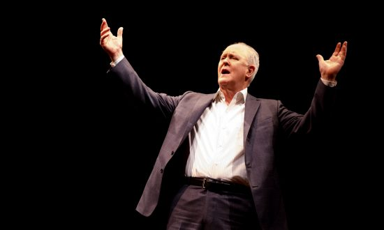 Theater Review: 'John Lithgow: Stories by Heart'