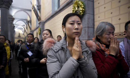Pope Francis Appeases Chinese Regime, Depriving Persecuted Underground Catholics of Their Bishops