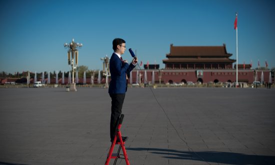 Being a Reporter in China Comes With Real Risks