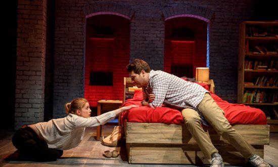 Theater Review: 'Cardinal'