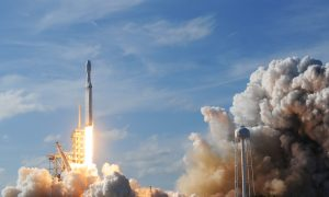 Private Capital Heralds the Second Space Race