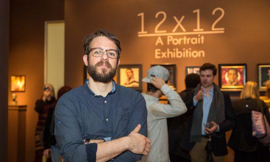 """""""12×12, A Portrait Exhibition"""" Takes Chances"""