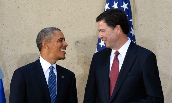 Obama Had Secret Meeting With Comey to Discuss Trump-Russia Investigation, Email Shows