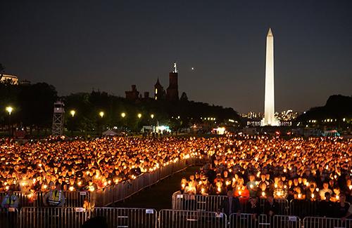 Honoring America's Fallen Police Officer Heroes