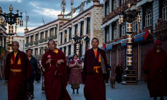 Sacred Tibetan Jokhang Monastery Catches Fire