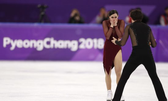 Virtue, Moir Win Second Olympic Ice Dance Gold with World Record