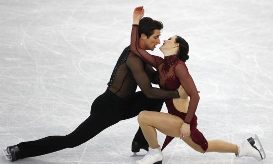 Virtue and Moir Skate Their Hearts out for Gold — Here's What They Did Next