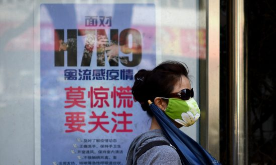 Regime Covering up Severity of Flu in China, According to Chinese Media