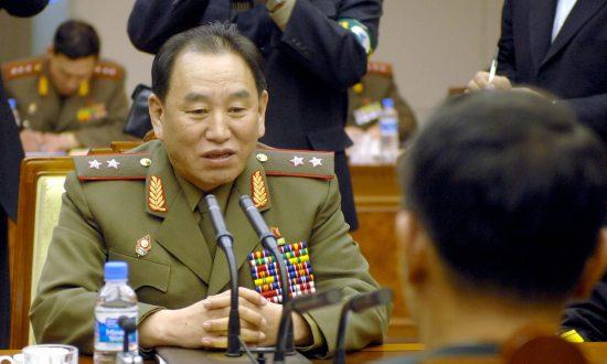 Hasil gambar untuk North Korea closing Olympics delegation includes man blamed for deadly sinking