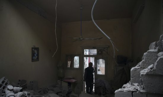 Uneasy Calm in Syria's Ghouta as Russian-Backed Truce Begins