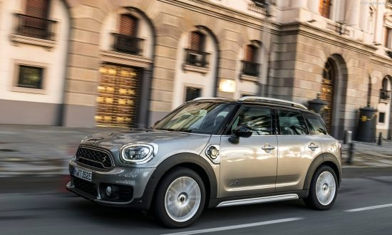 2018 Mini Cooper S E Countryman ALL4 Plug-In Hybrid
