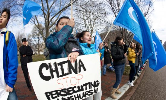 China's Uyghurs Who Escaped Abroad Are Being Targeted by Chinese Spies, Report Says