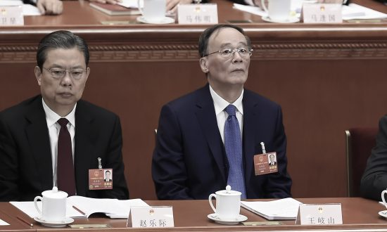 Wang Qishan, China's Former Anti-Corruption Czar, Is Back