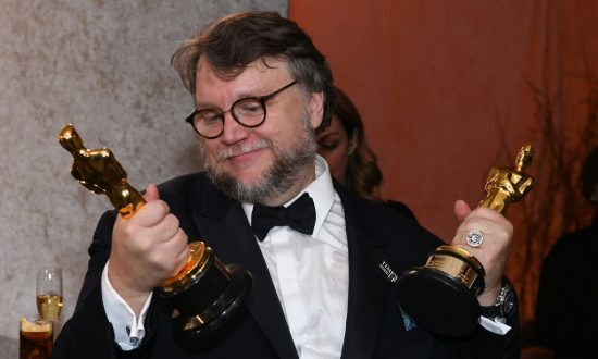 Guillermo Del Toro Wins Directing Oscar for 'The Shape of Water'