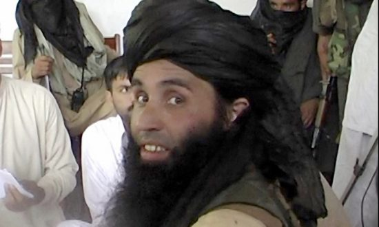 US Offers $5 Million Bounty for Pakistani Taliban Leader
